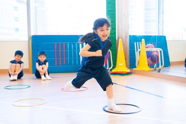 大阪スポーツ教室|忍者ナイン 弁天町・靭公園・都島・あべの筋ラボ