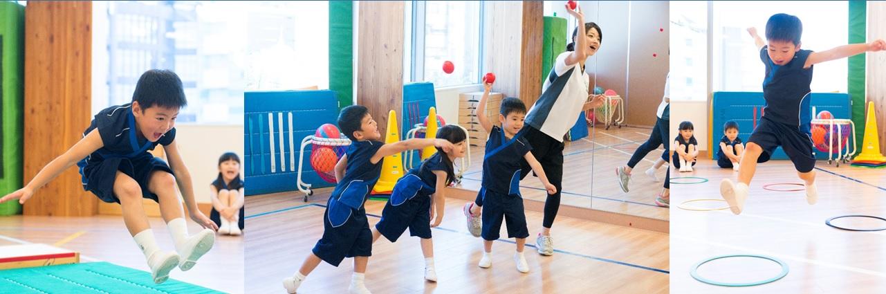 スポーツ教室「忍者ナイン」大阪・弁天町ラボが開校!無料体験会を実施します!!